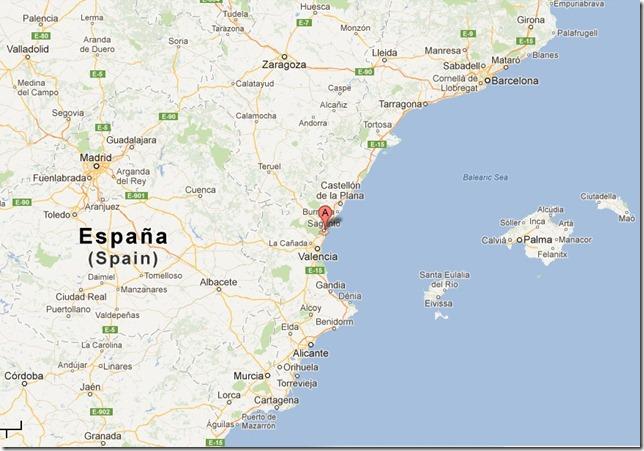 mapa-espanha-sagunto-peninsula-vinhos