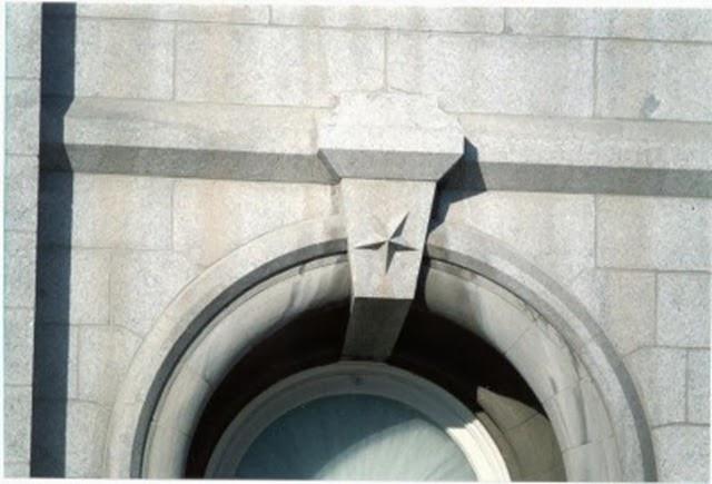 Pentagrama Invertido Templo Mormon