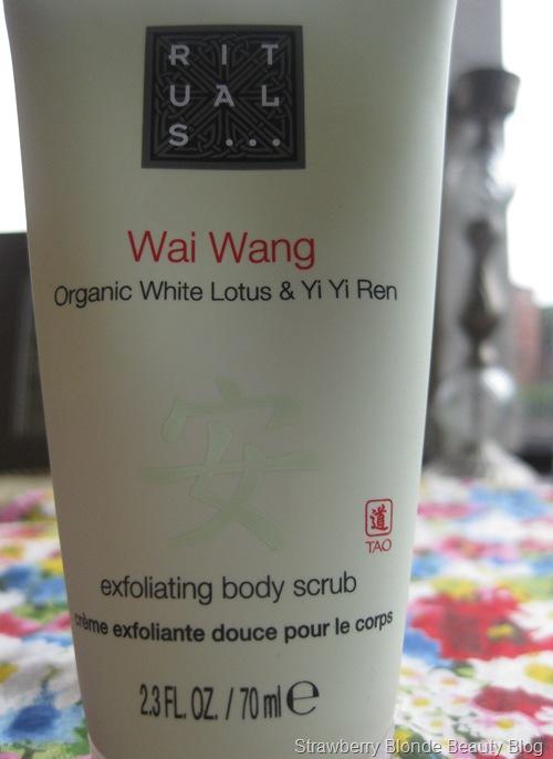 Rituals Wai Wang Scrub