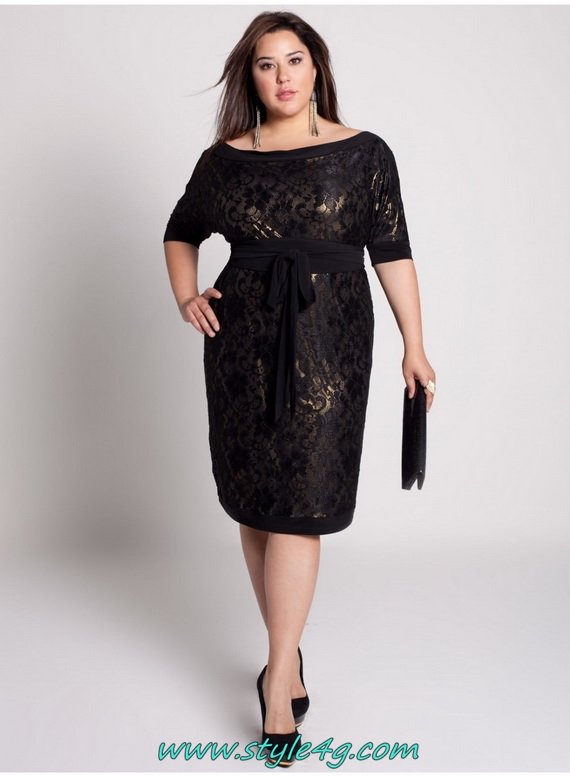 Women&-39-S Plus Size Casual Dresses - Formal Dresses