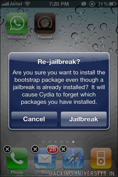 How to Jailbreak iPad 2 4.3.3 with JailbreakMe 3.0