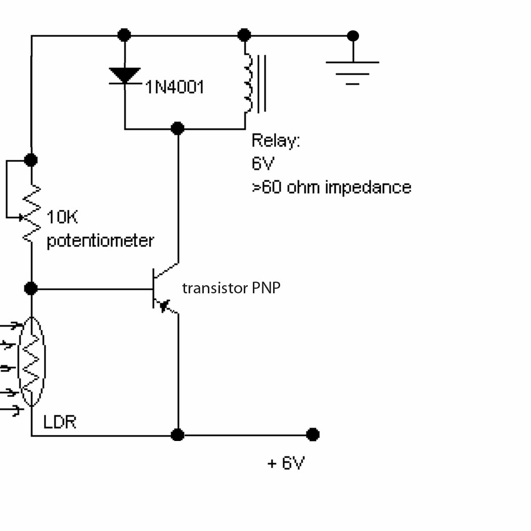 hobi elektronika  mengenal ldr atau sensor cahaya dan cara