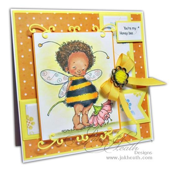 baby fairy bee b1