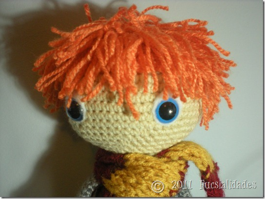 Ron Weasley from Fucsialand