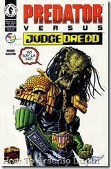 P00002 - Alcatena - Depredador Vs El Juez Dredd #1 (de 3)
