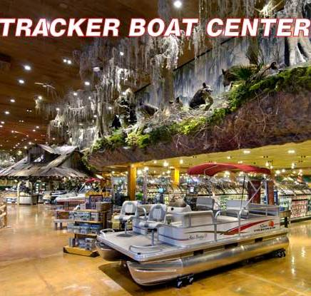 Welcome to the 24 Hour Showroom of Bass Pro Shops Tracker Boat Center ST. LOUIS. The premier pontoon, bass, and fishing boat dealer in St. Charles, MO.