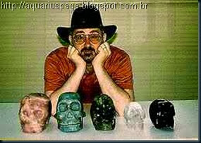 Richard Garvin cranios cristal