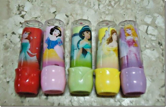 Batom Disney Princesas