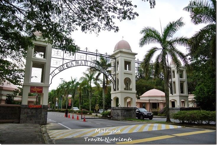 馬來西亞沙巴大學 粉紅清真寺 (1)