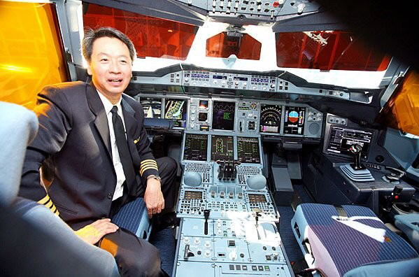 Singapore airlines has the World largest flight