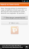 Screenshot of Presentaciones PPS