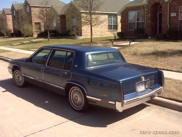 1990 cadillac deville coupe specifications pictures prices. Cars Review. Best American Auto & Cars Review