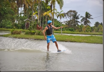 best things to do in davao phillippines wake board park