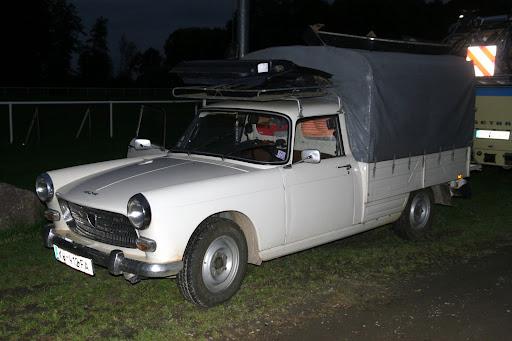 Peugeot 404 als Pickup