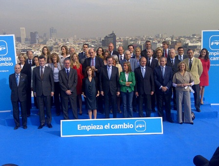 Candidatos PP 20-11-11
