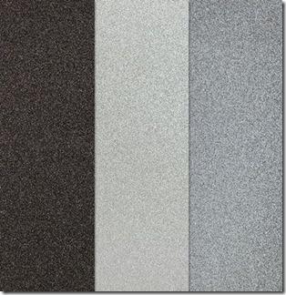 Glitter paper_ black Z1829