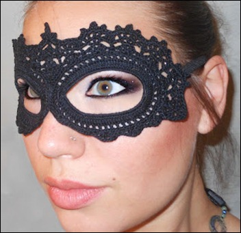 Crochet-lace-masquerade-mask