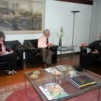 Dom Geraldo conversa com governador da Bahia
