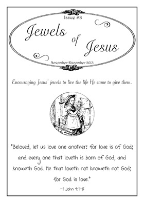 Jewels of Jesus Magazine, Issue #8
