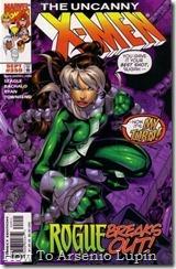 P00018 - Del Juicio de Gambit a La Busqueda de Xavier #359