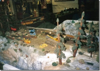 04 LK&R Layout at the Triangle Mall in February 1997