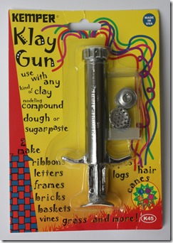 Copy of Clay gun