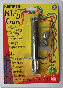 Copy of Clay gun