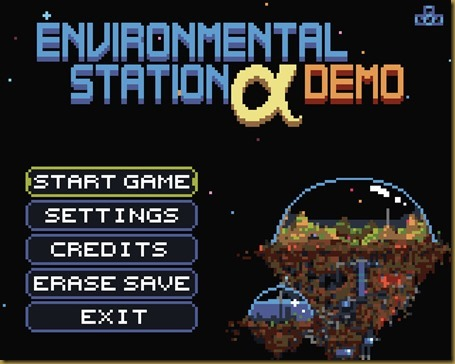 Environmental Stationタイトル