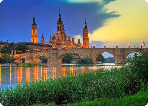 Spain river