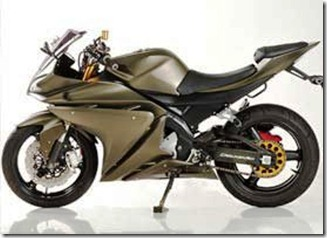 Yamaha V-Ixion 2008 look like R15 europa
