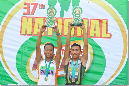 Teodelyn Calabroso and Emmanuel Comendador will lead fellow qualifiers to the much anticipated National Finals of the 37th Nati