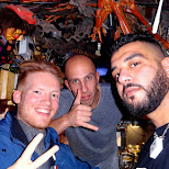 the boys of Das Klo in Berlin, Berlin, Germany