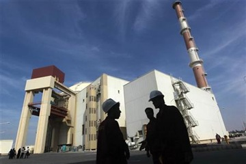 Nuclear talks aim to ease fears of Iran war