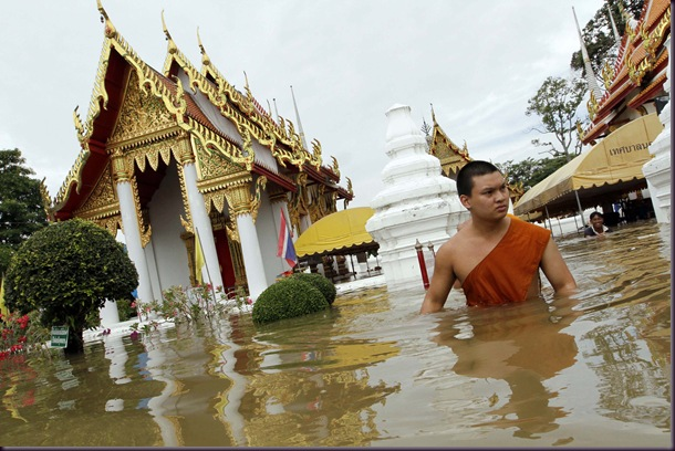 thai floods