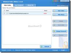 يمكنك تغير لون واجهة البرنامج أو تغير اللغة أو زيارة الموقع الإلكترونى للمطور.png