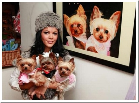 Pet owner spends over $160,000 on her dogs