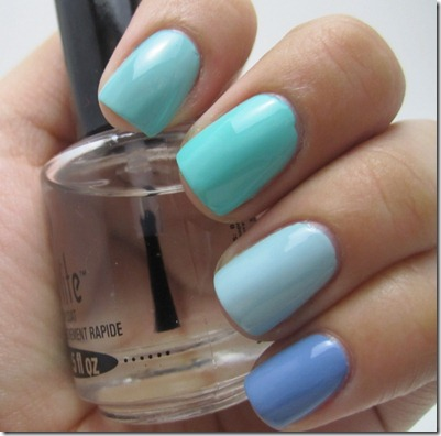 China Glaze - Electropop w For Audrey