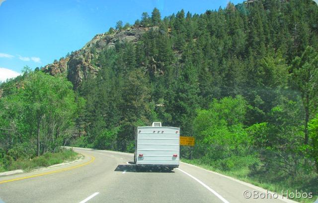 Ute Pass Colorado Hwy 24