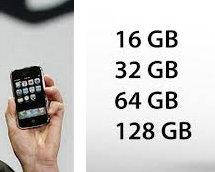 Iphone de 128 GB