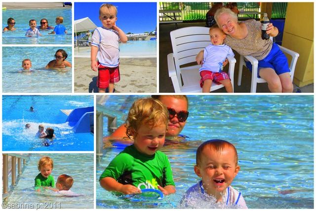 2011-08-18 Swim Lessons Finale