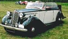 Vauxhall 1937 25 GY