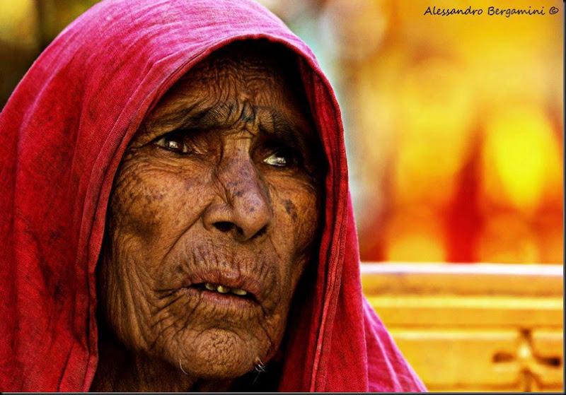 Donna, India 2013