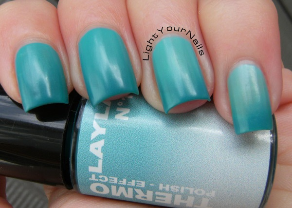 Layla Thermo Polish Effect N. 1