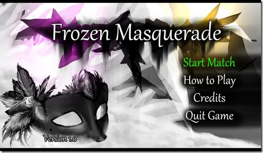 Frozen Masquerade freeware game (1)