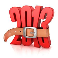 2013, se serrer la ceinture