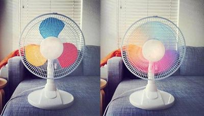 DIY,扇風機