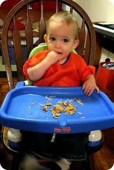 First Spaghetti