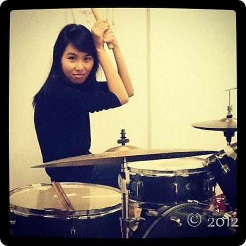 Easter rehearsal 2012