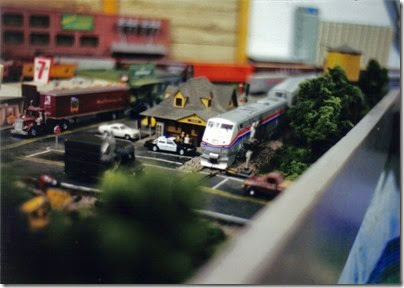 36 My Layout in Summer 2002