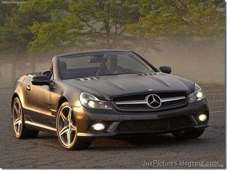 Mercedes-Benz SL550 Night Edition4